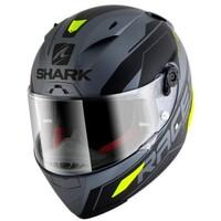 Shark Race-R Pro Helmet Sauer Matte Anthracite/Black/Yellow