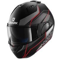 Shark Evo-One 2 Helmet Krono Matte Black/Anthracite/Red
