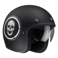 HJC FG-70s Helmet Apol Matte Black/White