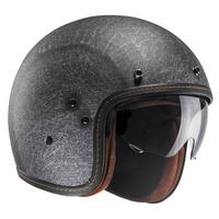 HJC FG-70s Helmet Vintage Flat Black