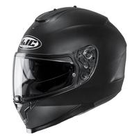 HJC C 70 Helmet Semi Flat Black