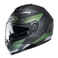 HJC C70 Helmet Canex Matte Black/Green