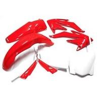 UFO HOKIT108E999 Plastics Kit OEM Colours for Honda CRF450R 05-06