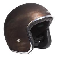 RXT A611C Classic Open Face Helmet Rusty