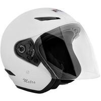 RXT A218 Metro Helmet White