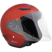 RXT A218 Metro Helmet Candy Red