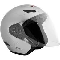RXT A218 Metro Helmet Silver