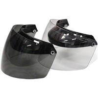 RXT HVZ001 Ratchet Flip-Up Visor Clear for Challenger A611 Helmets