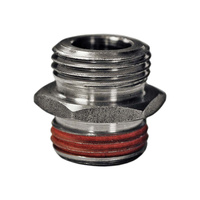 Jagg Oil Coolers JAG-11-26352-95A OEM to Jagg Oil Cooler Conversion Adapter Nipple