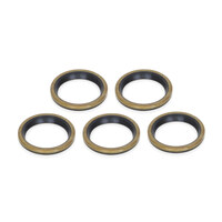 James Gaskets JGI-12013-A Main Drive Gear Seal Big Twin'79-90 5 Speed & Big Twin'66-86 4 Speed 5th Gear Seal (Each)