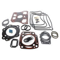 James Gaskets JGI-17033-83-MLS Top End Gasket Kit Softail / Dyna / Touring 1984-91 w/MLS