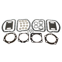 James Gaskets JGI-17034-48-XF Top End Gasket Kit Big Twin'48-65 Pan w/Fire Ring Head Gaskets (Kit)