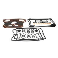James Gaskets JGI-17042-92-X Rocker Box Gasket Kits FLH - Softail Dyna 1992-98/9 w/Metal