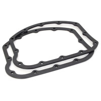 "James Gaskets JGI-17541-48-DL Rocker Cover Gasket Big Twin'48-65 ""1/8"" Thick Rubber/Steel (Pair)"" suits"