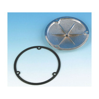James Gaskets JGI-25416-70-DL Clutch Cover Gasket Big Twin'70-98 Rubber on Steel 3 Hole Covers (Each)