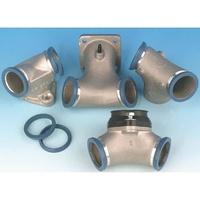 James Gaskets JGI-26995-97-X Inlet Manifold Seal XL'86up Big Twin'90up w/Lip (Sold Each)