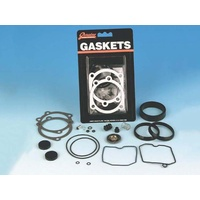James Gaskets JGI-27006-88 CV Carburettor Rebuild Kit Big Twin'90-06 & XL'88-06 (Kit)
