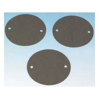 James Gaskets JGI-32591-70 Points Cover Gasket Big Twin'70-79 2 Hole (Sold Each)