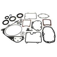 James Genuine Gaskets JGI-33031-85 Transmission Gasket Kit for Touring 80-92 w/5 Speed/Softail 86-99/FXR 82-94
