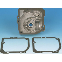 James Gaskets JGI-34824-79 Transmission Top Cover Big Twin'L79-86 Castle Top (Each)