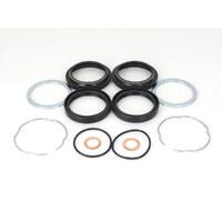James Gaskets JGI-45849-06 Fork Seal Kit 2006-UP 49MM Tubes Dyna Models