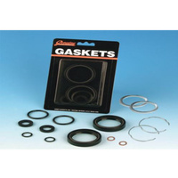 James Gaskets JGI-45849-84 Fork Seal Kit 1984-UP 41MM Tubes Softail Dyna