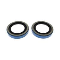 James Gaskets JGI-47519-72-2 Wheel Bearing Seal Front NG'73-83 & RR XL'79-83 (Steel) (Pair)
