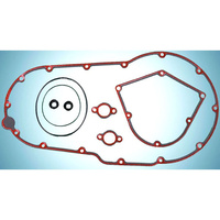 James Gaskets JGI-58119-14-KF Primary Cover & Cam Chain Service Gasket & Seal Kit Victory'99up
