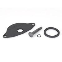 James Genuine Gaskets JGI-60518-65-DLK Starter Housing Gasket Seal Kit w/Pivot Screw for Big Twin 65-85 w/4 Speed & OEM Chain Primary Final Drive
