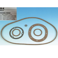 James Gaskets JGI-60540-36-K Primary Gasket Kit Big Twin'36-64 w/Seals (Kit)