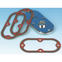 James Gaskets JGI-60567-90 Inspection Cover Gasket FXST'84up & FXD'91up & Big Twin'65up 4 Speed (5 Pack)