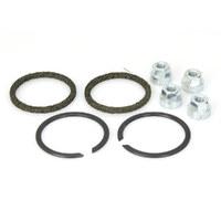 James Genuine Gaskets JGI-65324-83-KW2 Exhaust Gasket Kit for Big Twin 84-Up