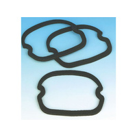 James Gaskets JGI-68027-90 Tail Lamp Lens Gasket Big Twin XL'73-98 All Models (Each)
