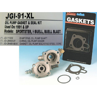 James Gaskets JGI-91-XL Oil Pump Sportster 1991-UP Custom