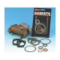 James Gaskets JGI-LINKERT Linkert Carburettor Rebuild Kit Big Twin'36-65 (Kit)