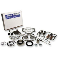 Jims Machine JM-1068 Transmission Rebuild Kit Softail 2006/7-UP 6  Speed Gaskets/Bearings