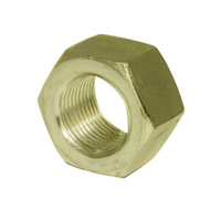 Jims Machine JM-24003-55 Engine Sprocket Nut Shaft Big Twin'55up Non-Compensating Sprocket