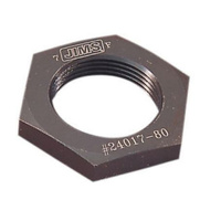Jims Machine JM-24017-80 Sprocket Shaft Nut Big Twin'81up