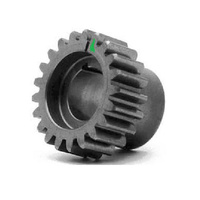 Jims Machine JM-24045-78 Pinion Gear Big Twin'77-89 Green