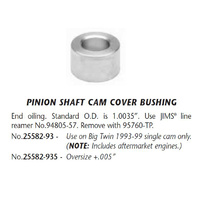 Jims Machine JM-25582-93 Pinion Shaft Bush Big Twin'93-99 Evo