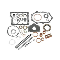 Jims Machine JM-33031-76L Transmission Rebuild Kit L77-E79 Shovelhead 4 Speed Gaskets/Bearings