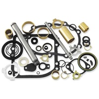 Jims Machine JM-33031-80 Transmission Rebuild Kit 80-86 Shovelhead 4 Speed Castle Top Basket Bearings