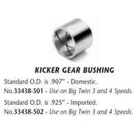 Jims Machine JM-33438-502 Kicker Gear Bush Big Twin 4 Speed