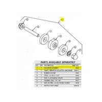 Jims Machine JM-5464 Force Flow Fans Replacement ISOlator