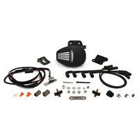Jims Machine JM-5470 Forceflow Head Cooler Black for Softail 18-Up