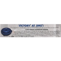 Jims Machine JM-5804 Clutch Spring Adapter Tool Victory'01up