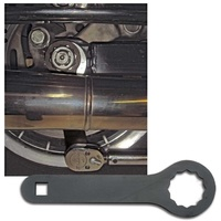 Jims Machine JM-906 36mm, Rear Axle Nut Wrench Tool for use on Touring 03-Up