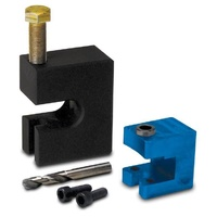 Jims Machine JM-965 Starter Ring Gear Drilling Fixture Tool for use on Big Twin 91-06 w/5 Speed