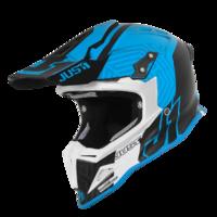 Just 1 J12 Helmet Syncro Matte Carbon/Blue