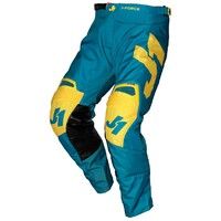 Just 1 J-Force Pant Terra Blue/Yellow
